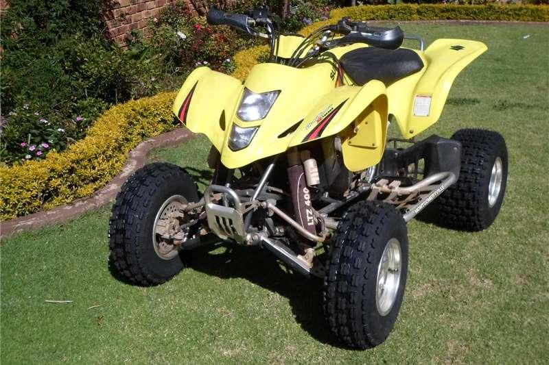 Used 2004 Suzuki LTZ