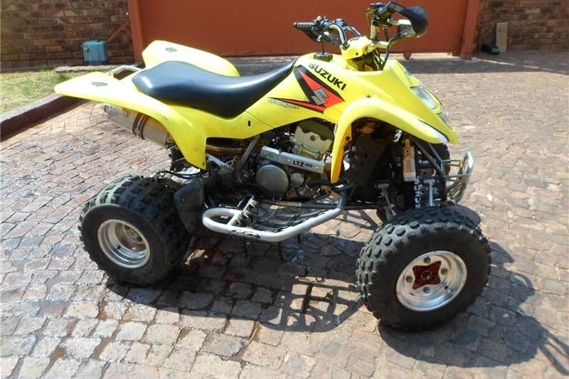 2005 Suzuki LTZ