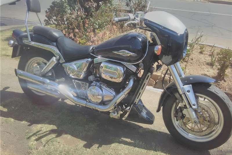 Suzuki Marauder 2001