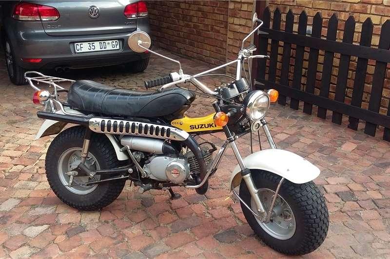 Suzuki RGV 1981