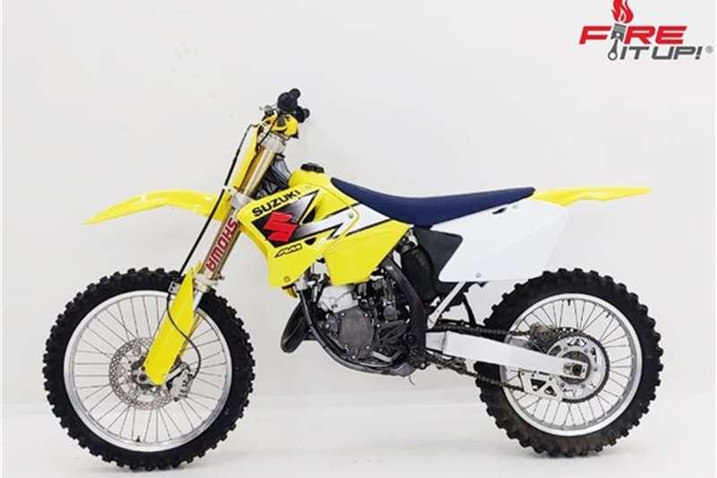 Suzuki RM 125 2008