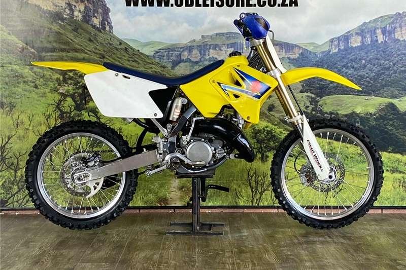 Suzuki RM 2008
