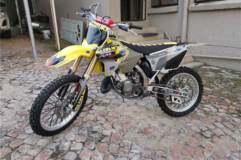 Used 2007 Suzuki RM125