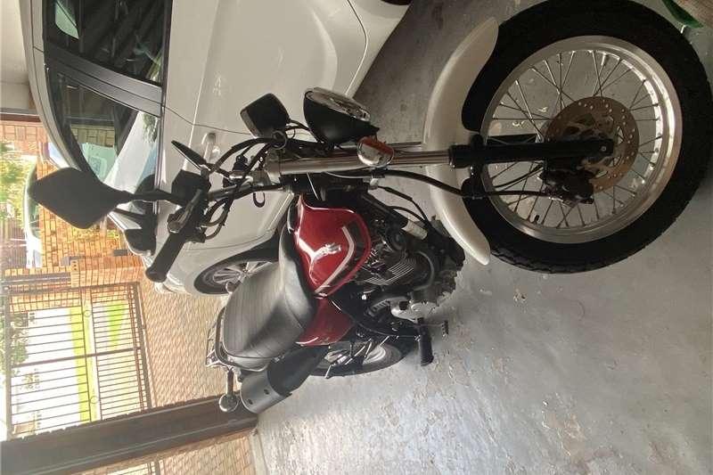 Suzuki RM125 0