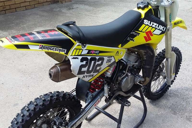 Used 0 Suzuki RM85K8 Small Wheel