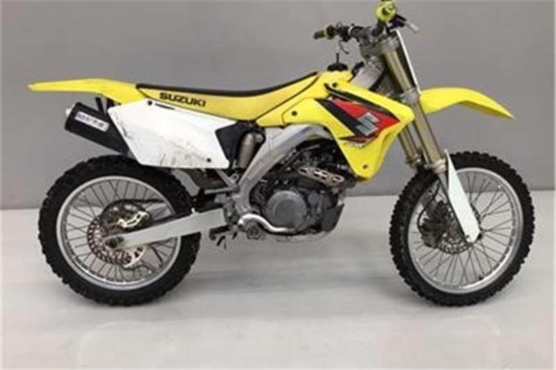 Suzuki RMZ 2005