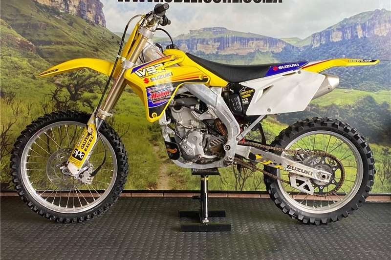 Used 2005 Suzuki RMZ
