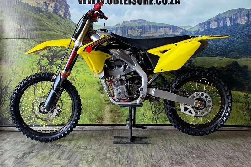 Suzuki RMZ 2008