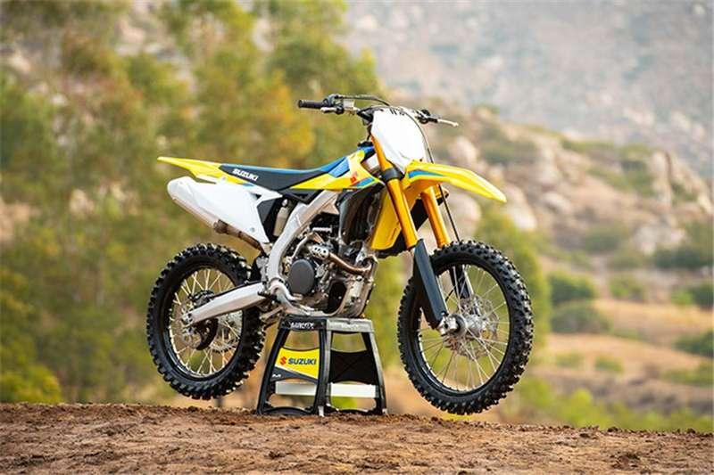 Suzuki RMZ 2020