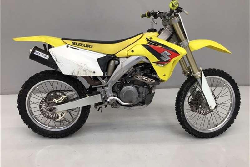 2006 Suzuki RMZ