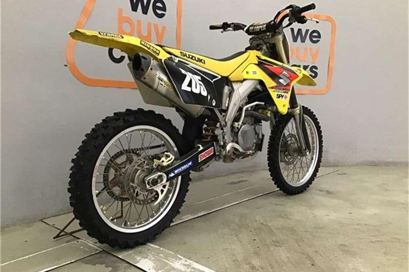 2005 Suzuki RMZ