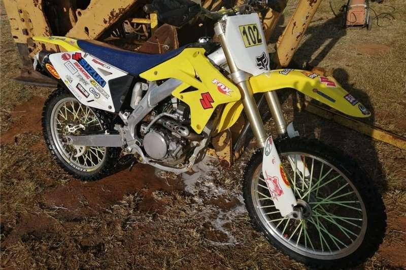 Suzuki RMZ250K8 2007