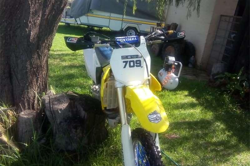 Suzuki RMZ250K8 2009