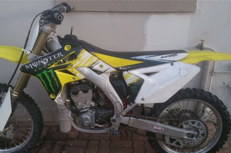 Suzuki RMZ250K8 2012