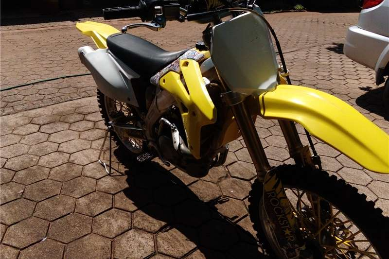 Suzuki RMZ450 2007