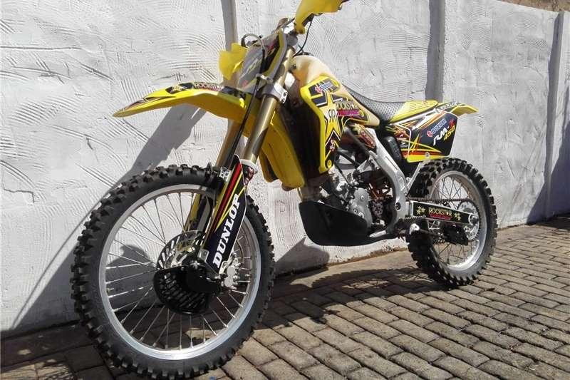 2009 Suzuki RMZ450