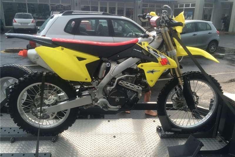 Used 2014 Suzuki RMZ450