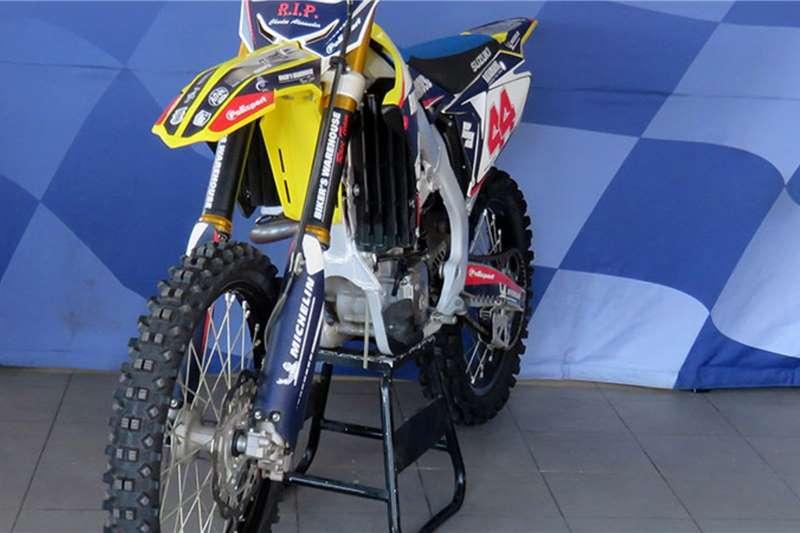 Used 2020 Suzuki RMZ450
