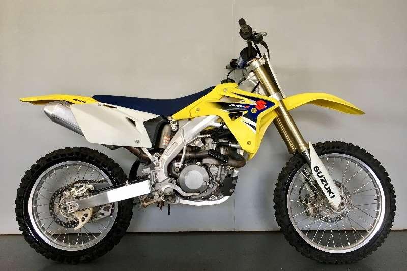2007 Suzuki RMZ450