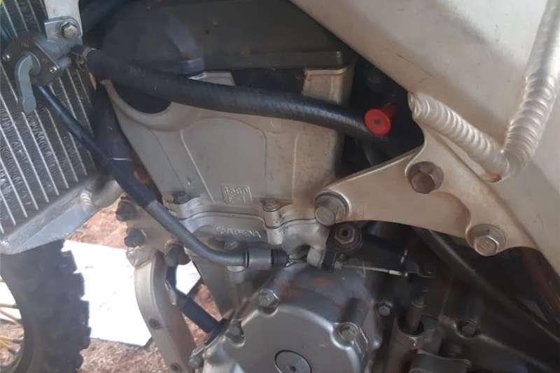 Suzuki RMZ450 0