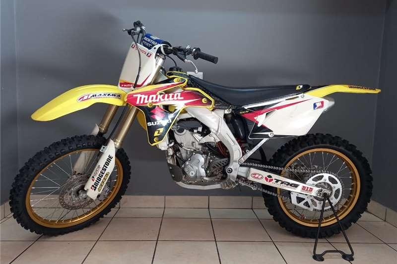 Used 2007 Suzuki RMZ450
