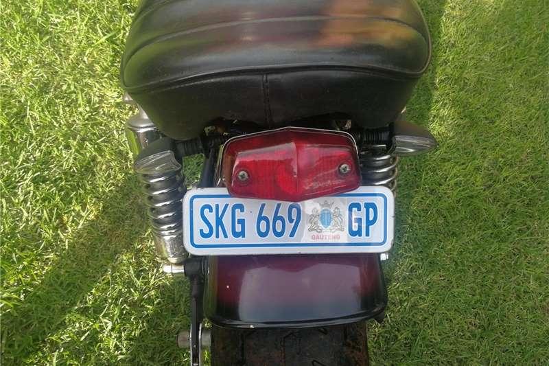 Suzuki Savage 1991