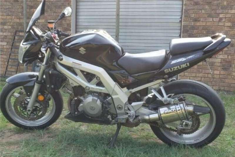 Suzuki SV 2004