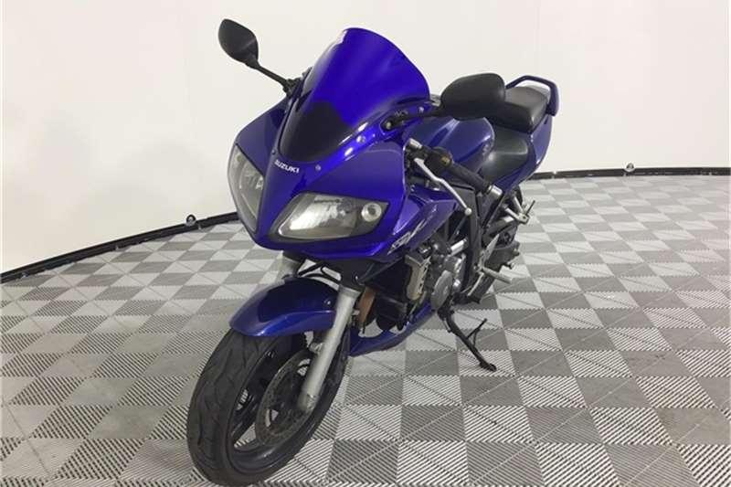 Suzuki SV 2010