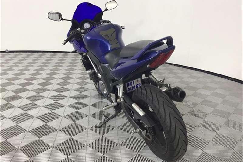 2010 Suzuki SV