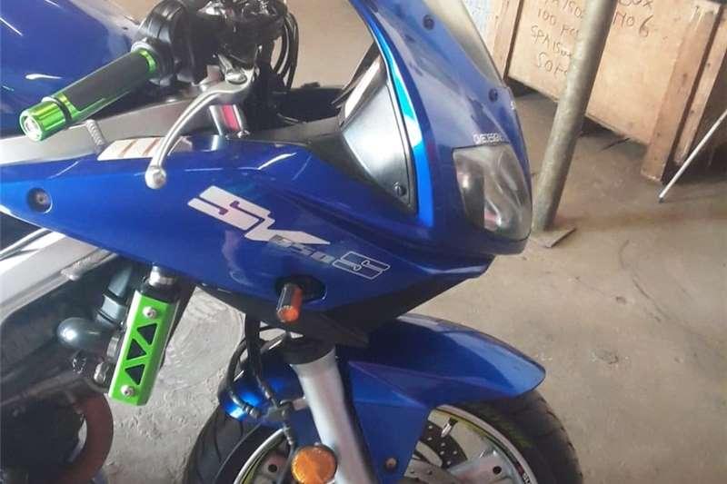 Suzuki SV650S 2007