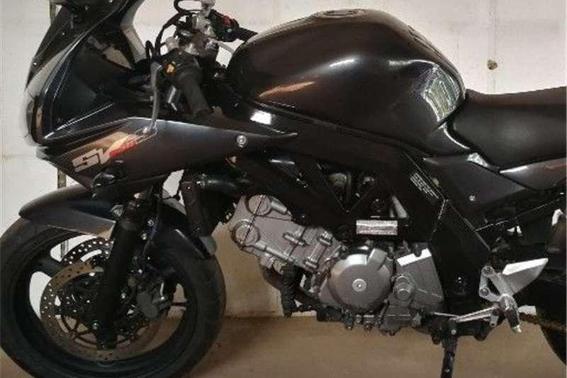 2010 Suzuki SV650S