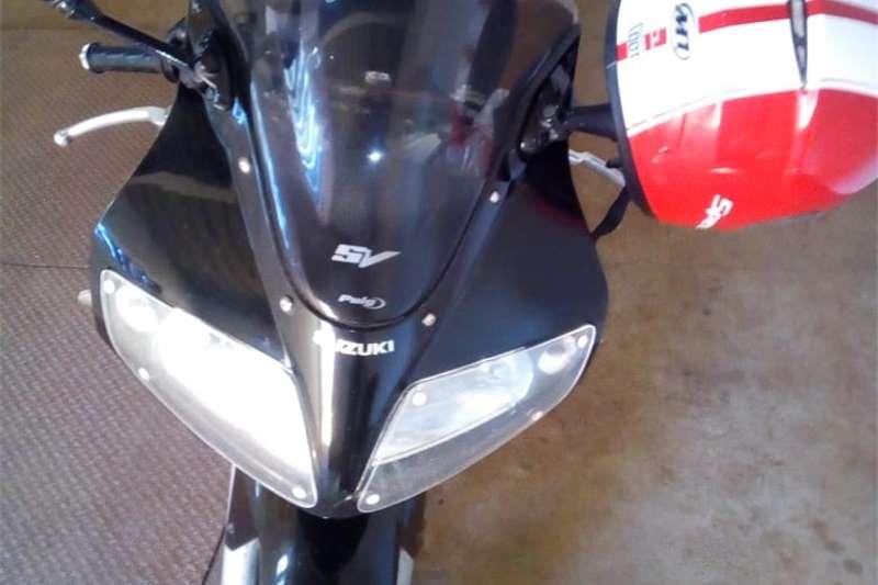 Suzuki SV650S 2012