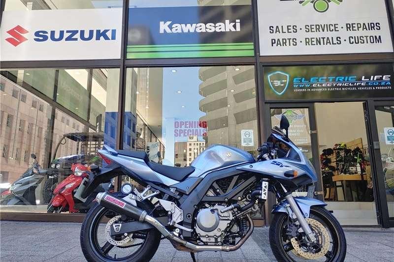 Suzuki SV650S 2019