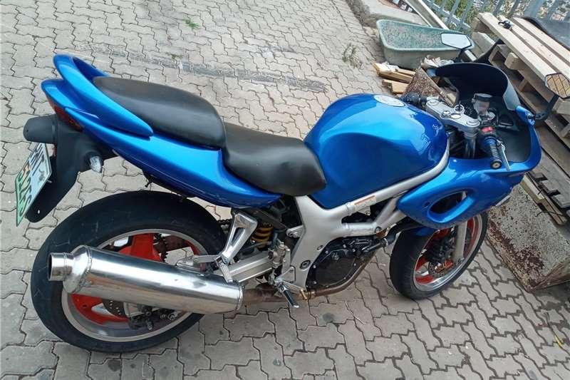 Used 0 Suzuki SV650S