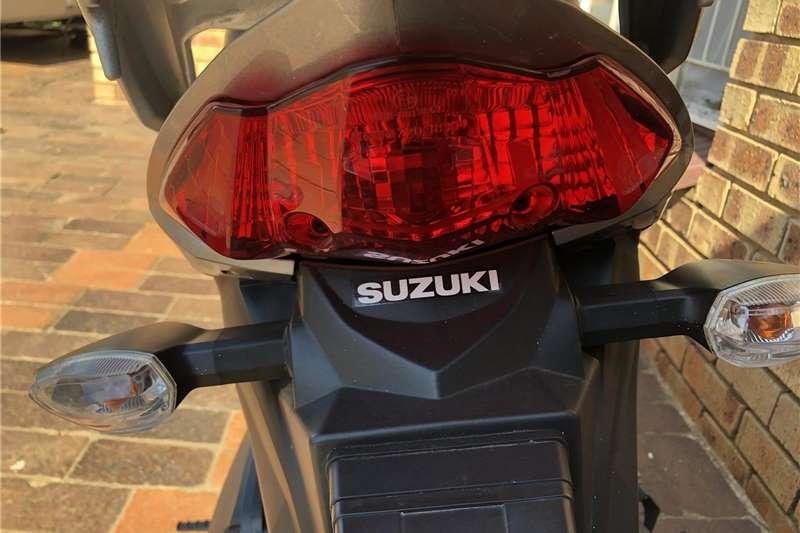 Suzuki TF125 2016