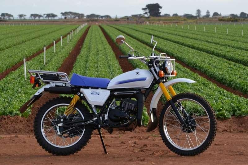 Suzuki TF125 2020