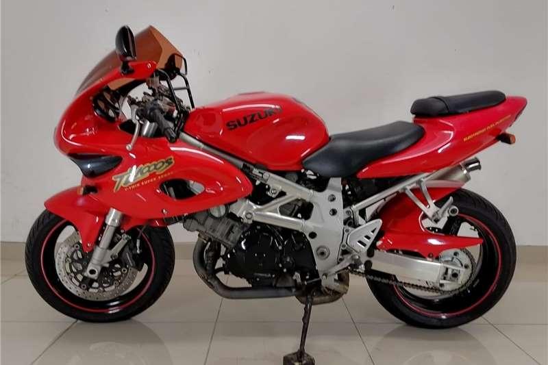 Suzuki TL1000 1998