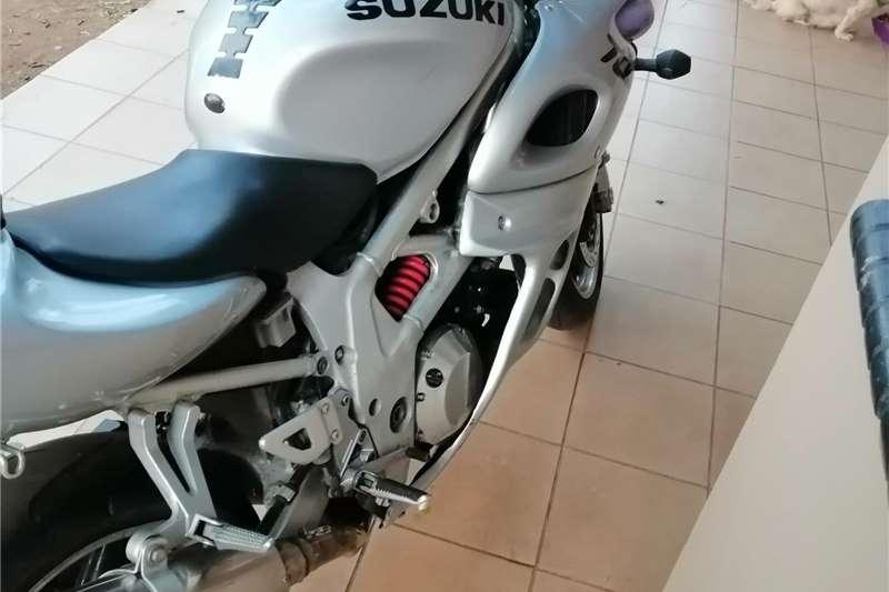 Suzuki TL1000 2000