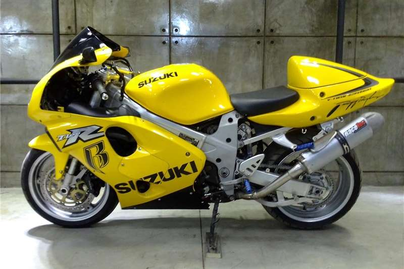 Used 2001 Suzuki TL1000