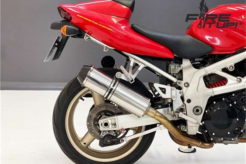 Suzuki TL1000 S 2004