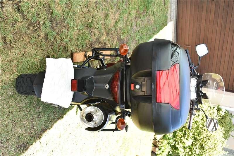 Suzuki V-Strom 2007