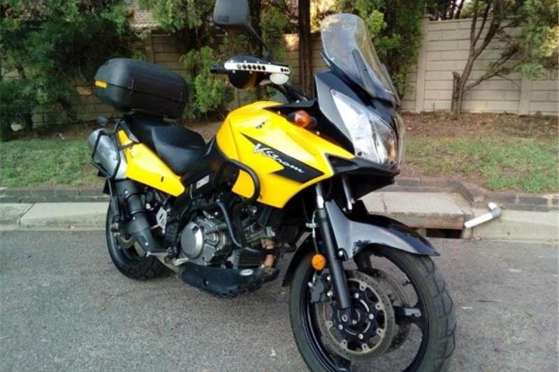 Suzuki V-Strom 2008