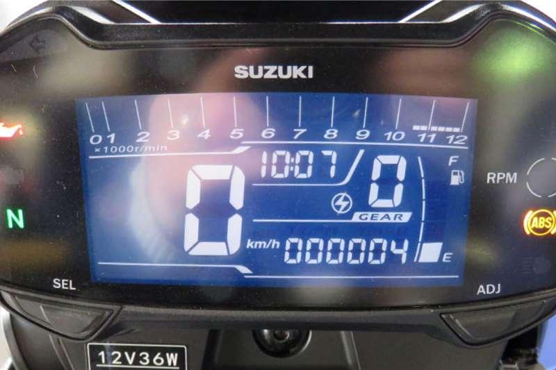 Suzuki V-Strom 2018