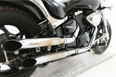Suzuki VZ 2007