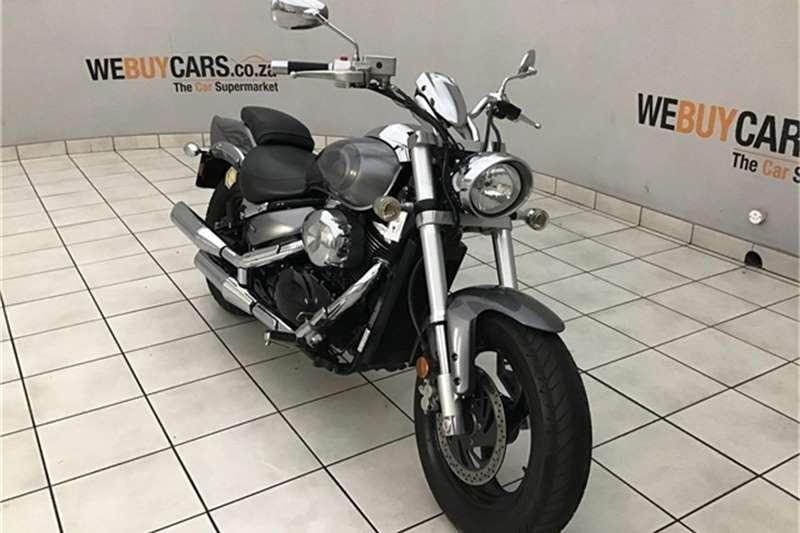 Suzuki VZ 2012