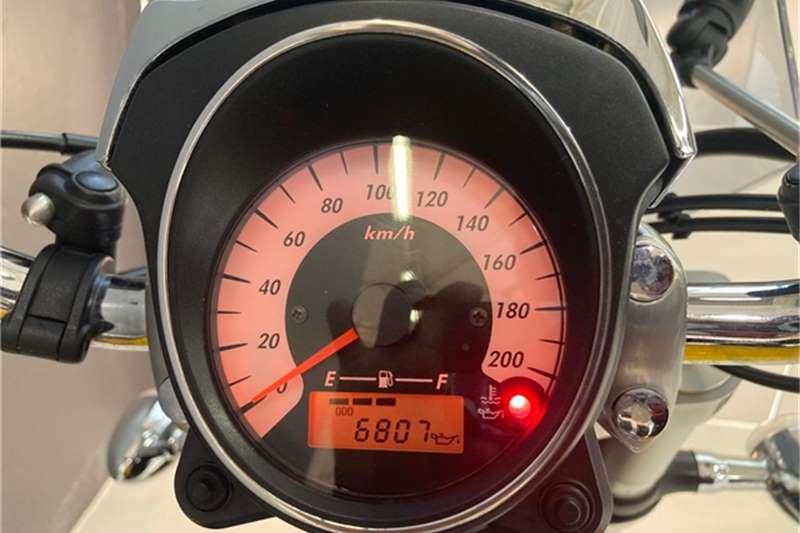 Suzuki VZ 800Z Limited 2009