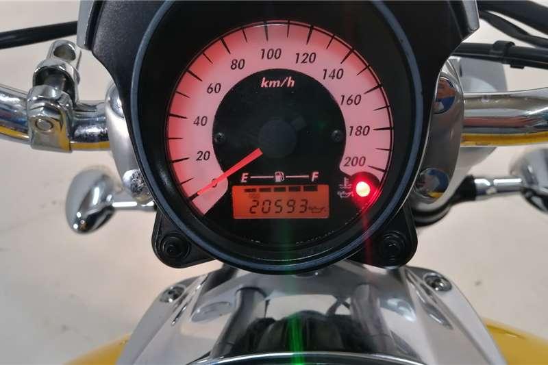 Suzuki VZ800 2007