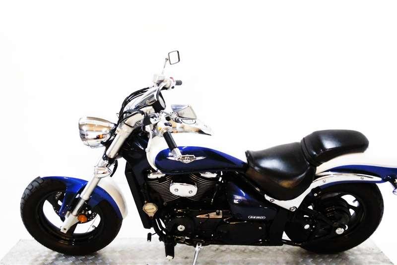 2010 Suzuki VZ800