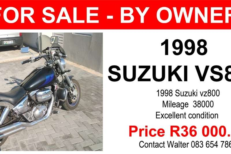 Used 0 Suzuki VZ800