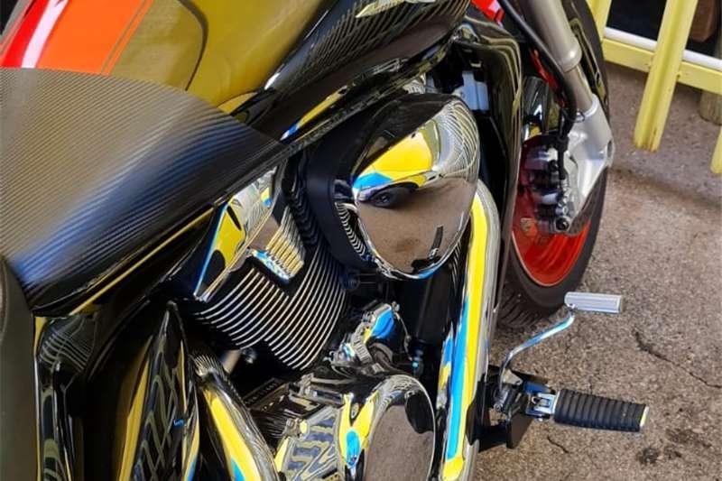 Suzuki VZR 2012